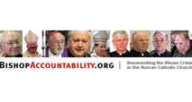 Bishop Accountability logo